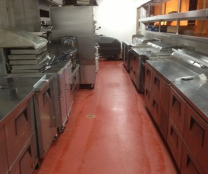Restaurant cleaning in Chicago, IL