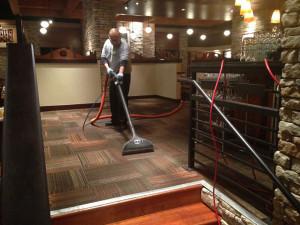 Carpet Cleaning at Restaurant in Illinois - UmbrellaOne