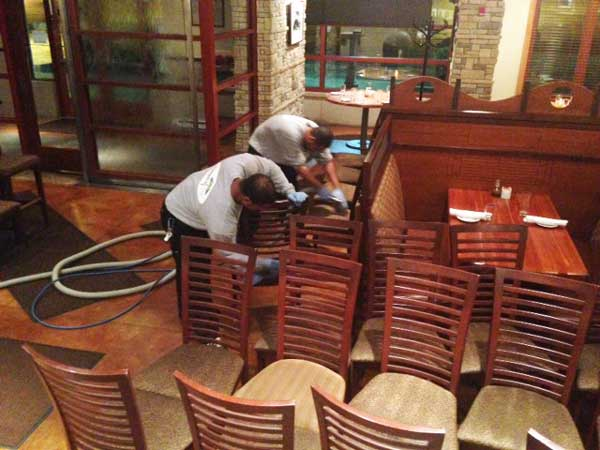 Chicagoland #1 Upholstery Cleaner Restaurant Cleaning UmbrellaOne