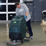 nightly janitorial services at a car dealership