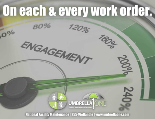 There is no 'not to exceed' in the facilities maintenance relationship.